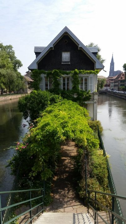 house in Strasbourg alsace france