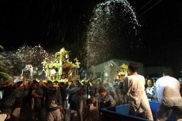 Sosa City Gion Festival, Chiba Prefecture. Photo courtesy of Victoria Vlisides.