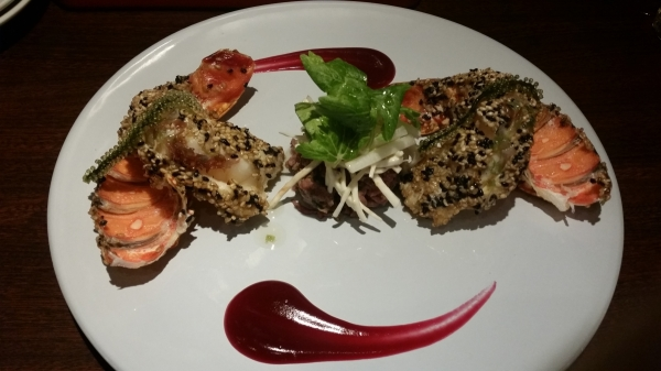 french food in japan oreana restaurant ginza