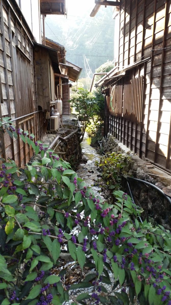 tsumago post town kiso valley nakasendo trail