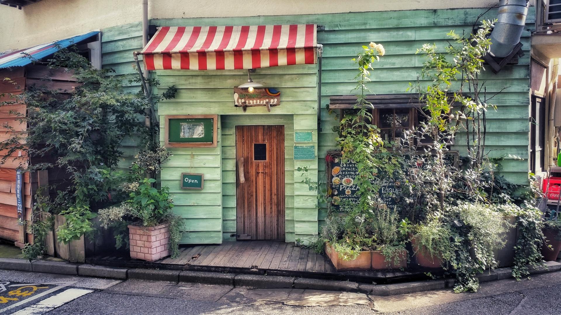 Cafe Hattifnatt kichijoji Tokyo