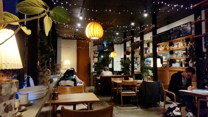 Cafe Sacai, Tokyo cafe