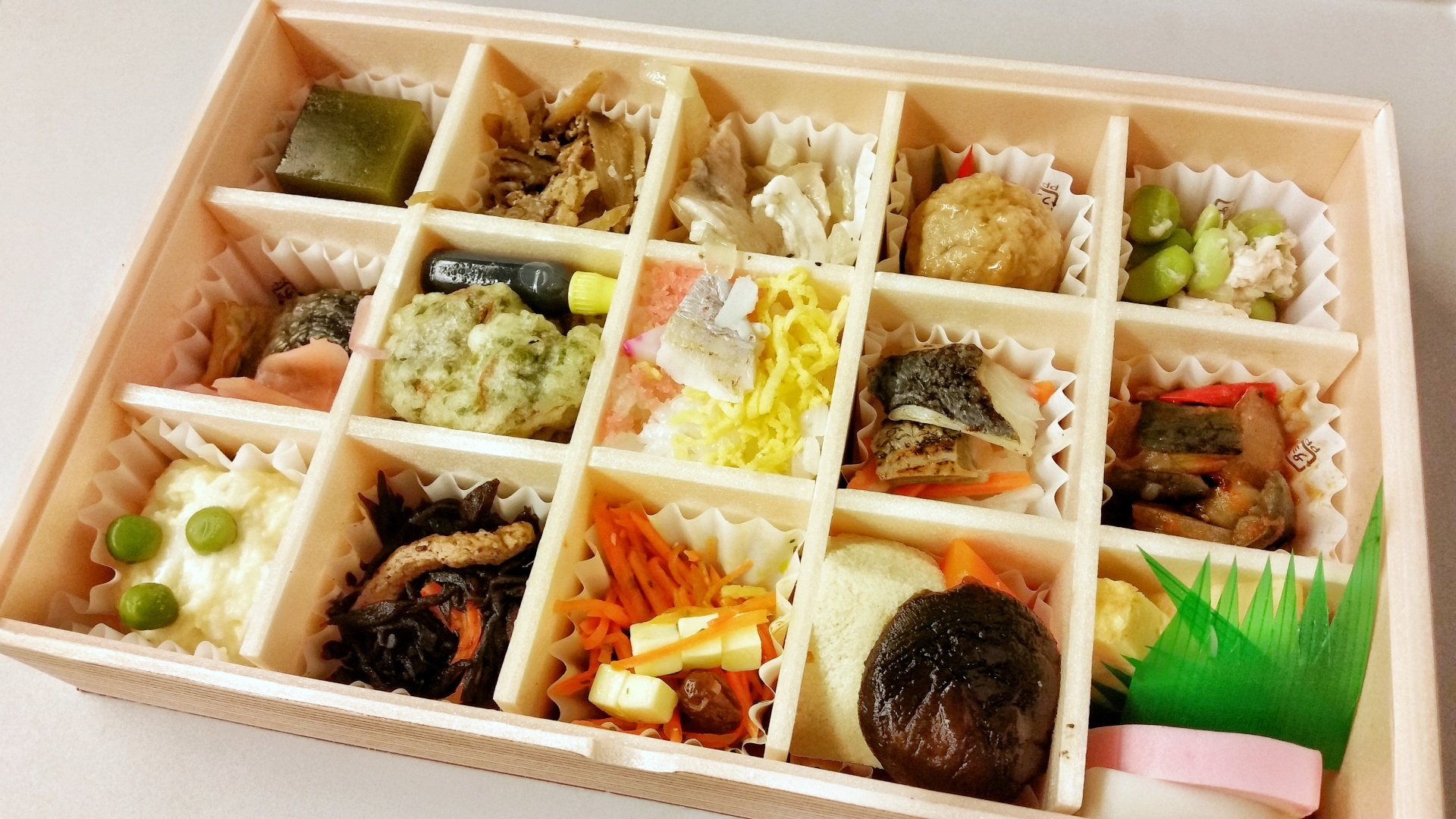 japanese food train station bento ekiben