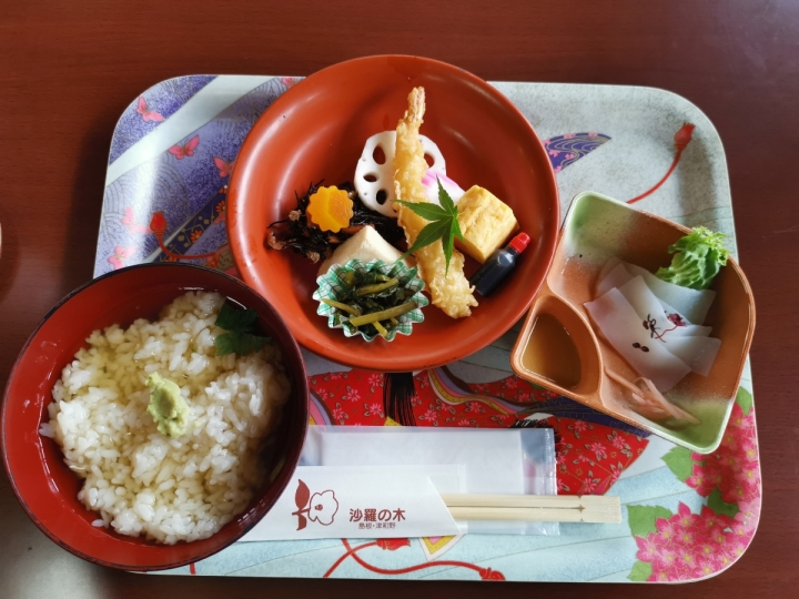 japanese food cafe lunch